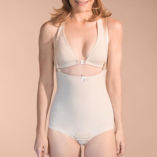 243eb0bdc3b93 ... Marena Panty-Length Compression Girdle with Suspenders (FBA) ...