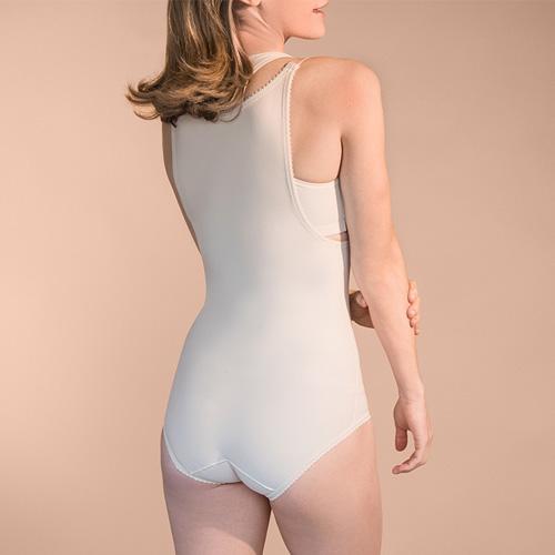 509dc0c0dea21 Marena Panty-Length Compression Girdle with Suspenders (FBA) ...