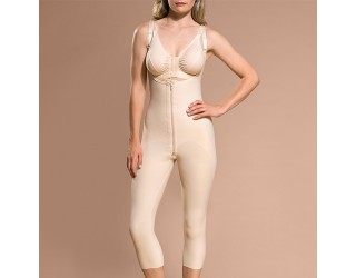 Marena Capri-Length Compression Girdle Open Buttock (FBOM)