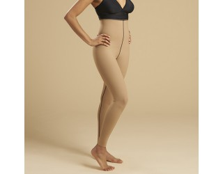 Marena Ankle-Length Single Zip Compression Girdle (LL1GL)