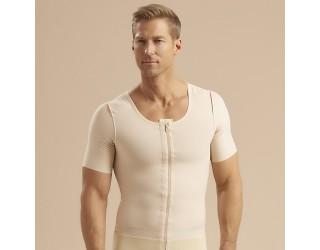 Marena Men Short Sleeve Compression Vest (MV/SS)