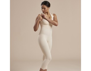 Marena Capri-Length Compression Girdle with High-Back Zipperless (SFBHM2)